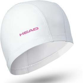 Head Nylon Pu Coating Czepek, white